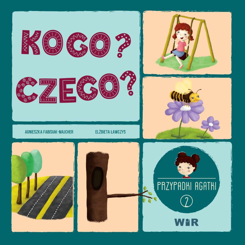b330b20c78 Przypadki Agatki - 6 książeczek  BOX  Wydawnictwo WiR - sklep ...